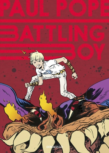 battling boy portada