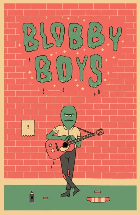 blooby boys cover