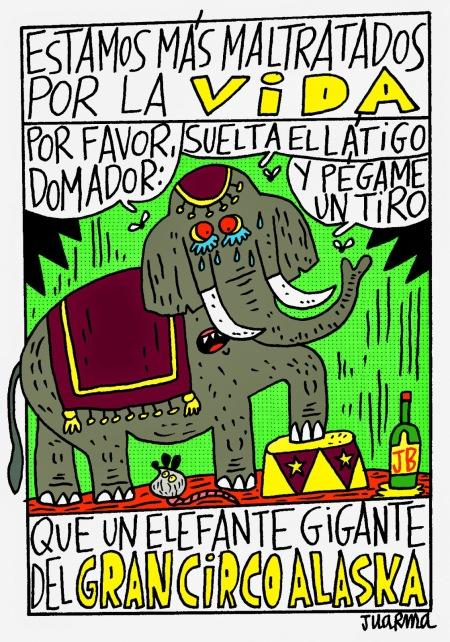 Elefante Juarma