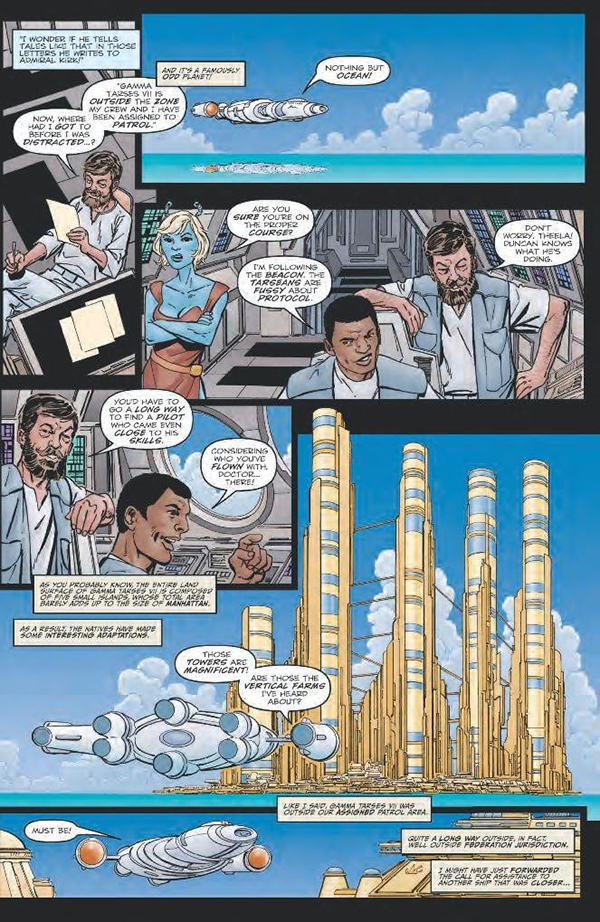Star Trek McCoy Comic II