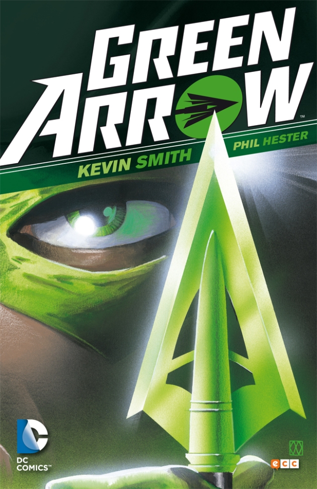 green_arrow_kevin_smith