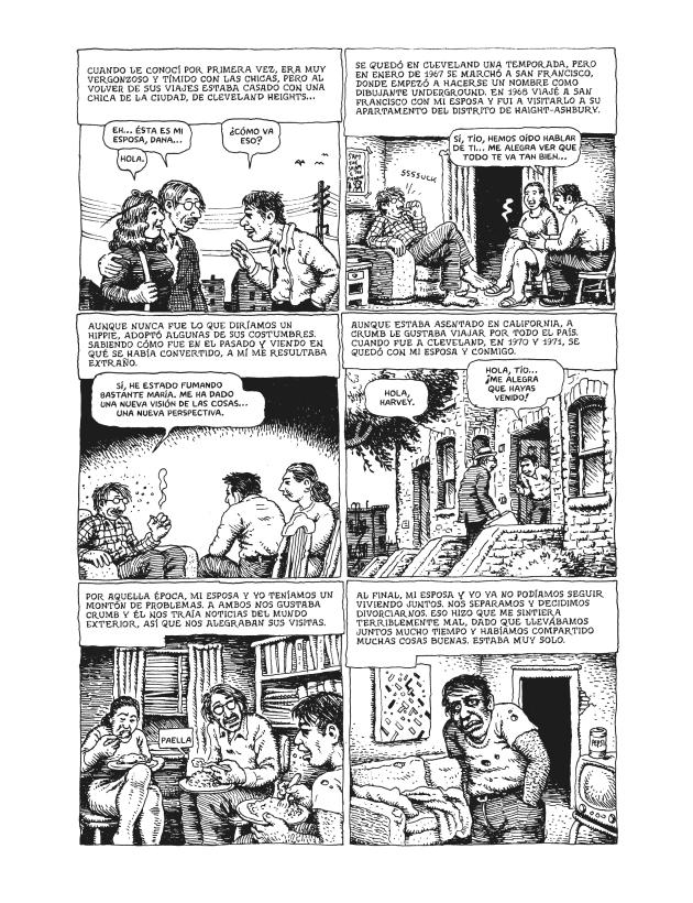 Crumb y Pekar - American Splendor - tripa-imprenta.indd