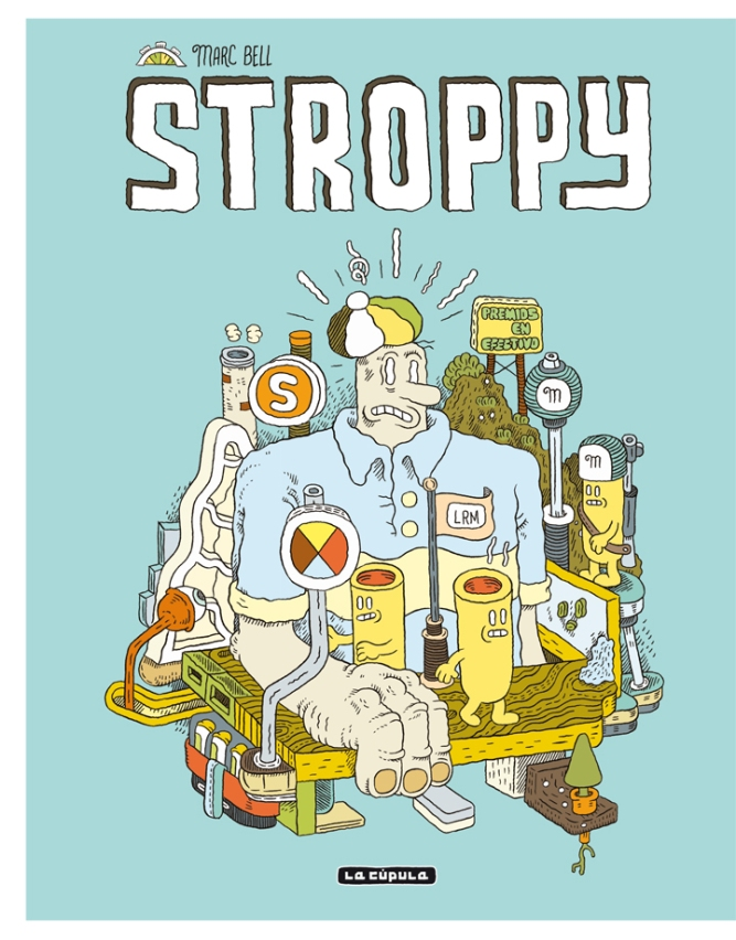 Marc Bell - Stroppy - Forro.indd