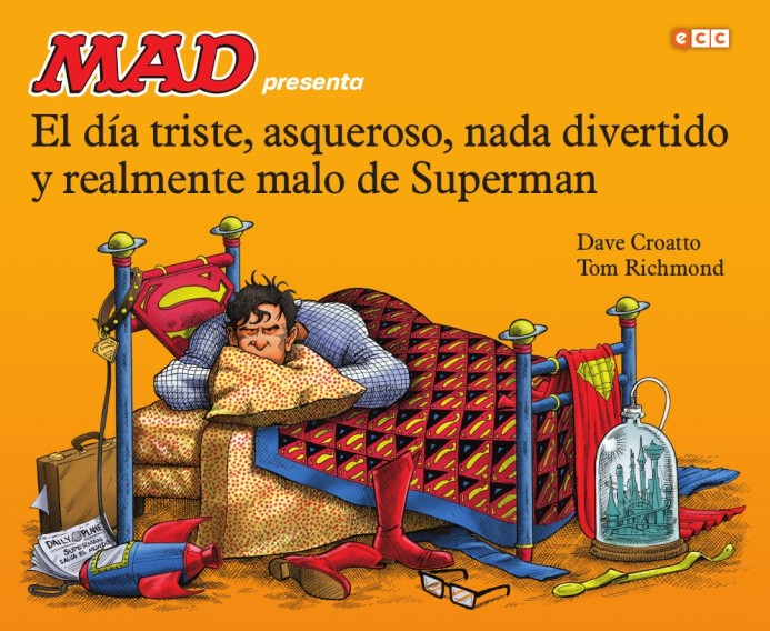 MAD_realmente_malo_superman_cubierta