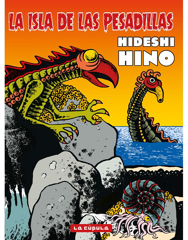 Hideshi Hino - La isla de las pesadillas - cubierta.indd