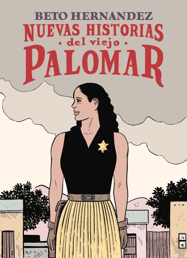 Beto Hernandez - Nuevas historias del Viejo Palomar - cubierta.i