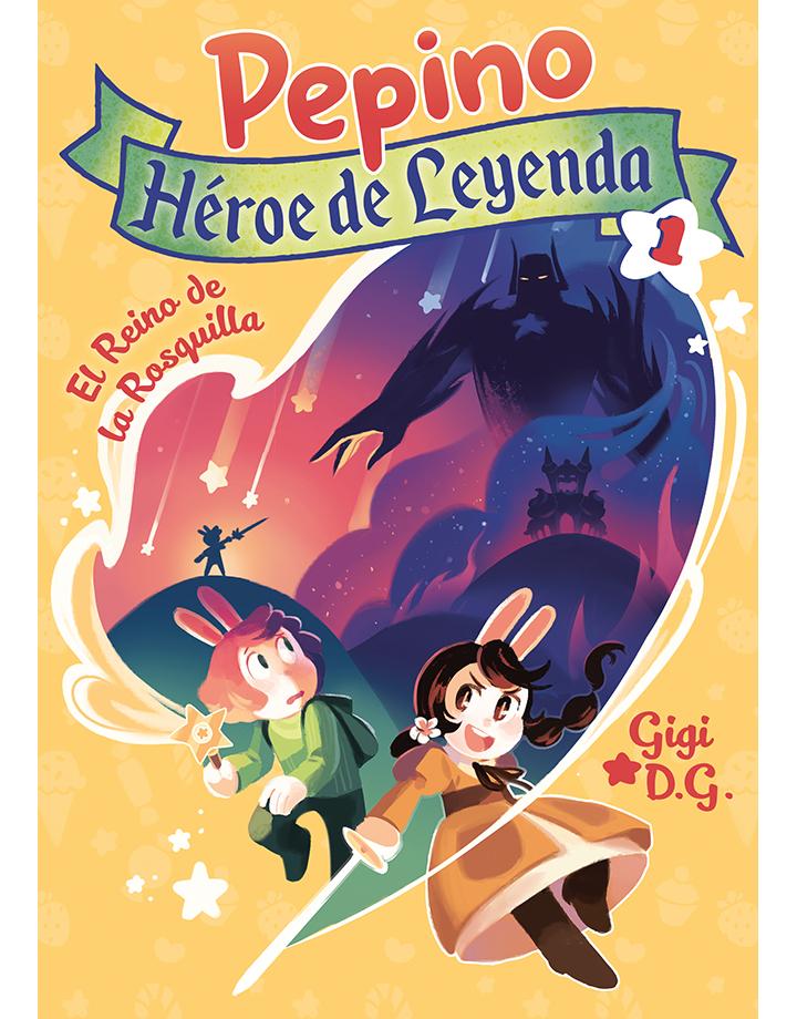 Gigi D.G. Pepino, héroe de leyenda- Volumen 1 - Ciubierta.indd